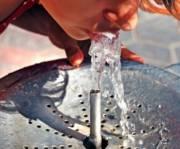 В Украине могут появиться питьевые фонтанчики на улицах
