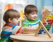 Реконструированный детсад на Оболони откроют в октябре