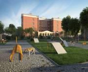 Минрегион предлагает проектировать современные площадки для выгула собак