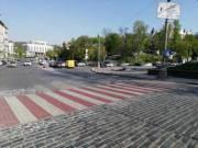 Улицу Грушевского перекроют до 1 сентября