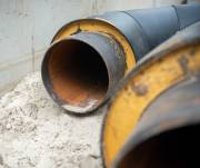 В Дарницком районе заменят 5 км трубопроводов