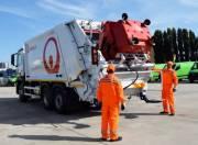 Киев приобрел полсотни современных мусоровозов за последние полтора года
