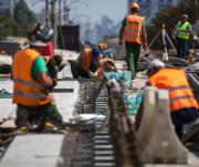 Ремонт Борщаговского моста обещают завершить вовремя