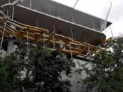 Прокуратура Киева через суд добилась сноса незаконной многоэтажки в Голосеево