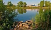 Ливнесточную канализацию одного из столичных озер реконструируют за 18 миллионов