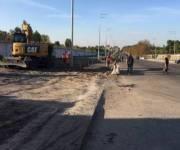 Опубликованы фото реконструкции улицы Туполева