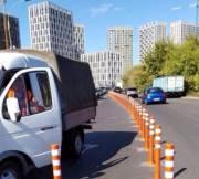 Схему организации дорожного движения в Дарницком районе изменили