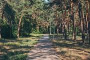 Во время ремонта парка «Партизанская Слава» присвоили 9 миллионов гривен