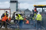 Аэропорт «Киев» назвал стоимость реконструкции взлетно-посадочной полосы