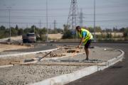 Киевлянам показали, как строят часть Большой кольцевой дороги
