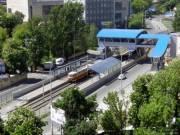 Станцию скоростного трамвая «Площадь Победы» реконструируют за 26,5 миллионов гривен