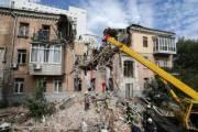 Жителям разрушенного дома на проспекте Голосеевском выдадут квартиры