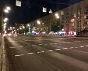 Бульвар Леси Украинки ремонтировали по инновационной технологии