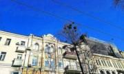 В доме, расположенном в центре Киева запретили достраивать этажи