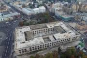 Чиновники посчитали, сколько нужно денег для завершения реконструкции Гостиного двора