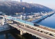 Нормальное движение по мосту Метро открыли
