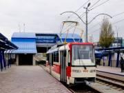 Трамвайные линии на Троещине отремонтируют