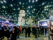 В Киеве начнут празднование Нового года 14 декабря: что и где будет происходить