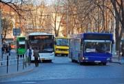 В общественном транспорте в Киеве теперь можно оплатить проезд банковской картой