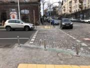 Инновационные пешеходные переходы появились в Киеве