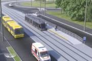 Трамвайная линия на улице Алматинской станет современной
