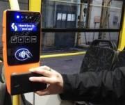 В маршрутках начали устанавливать валидаторы для оплаты проезда