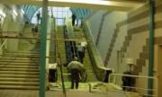 На станции метро «Академгородок» установят лифты