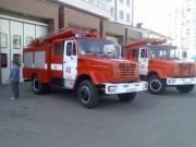 В Киеве построят новое пожарное депо
