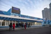 После реконструкции открыли легкоатлетический манеж на Березняках