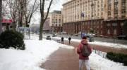 В КГГА напомнили водителям и пешеходам правила безопасности на время снегопадов