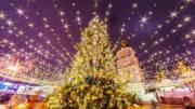 Как Киев готовится к новогодним праздникам (новое видео)