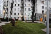 На улице Рейтарской появился современный парк