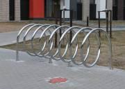 В Киеве установят сотни новых велопарковок