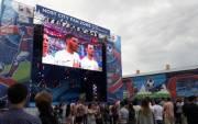 В Киеве обустроят две фан-зоны