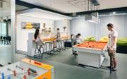 Детские комнаты, зоны для занятий спортом - новые требования к офисам в Киеве