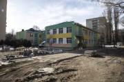 Киевлянам показали, как идет реконструкция детсада на Оболони (фото)