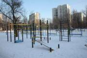 В парке «Спутник» обустроят спортивные площадки