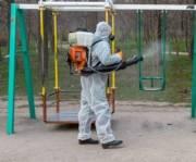 Киевлян будут штрафовать за посещение детских площадок
