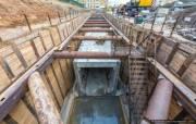 Работы по строительству метро на Виноградарь продолжаются по графику