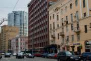Вместо гостиницы в центре Киева откроется бизнес-центр