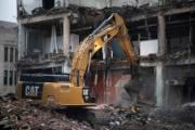Арендатор санатория под Киевом незаконно демонтировал здание