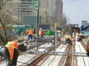 Первый этап ремонта Борщаговского моста закончат через месяц