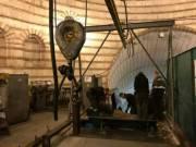 Пока метро закрыли на карантин, в нем активно делают ремонт