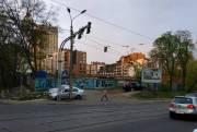 В центре Киева уничтожили сквер