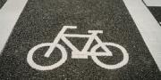 В Киеве появилась новая велодорожка