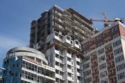 За время каратнина в Украине уменьшились объемы строительства