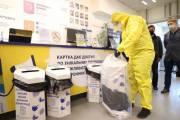 Куда сдавать использованные маски и перчатки в Киеве (список пунктов приема)
