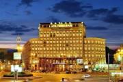 Гостиницу «Днепр» на Европейской площади продадут 15 июля с аукциона. Уже определена стартовая цена
