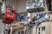 Дом, который взорвался в Киеве на Позняках, будет полностью демонтирован