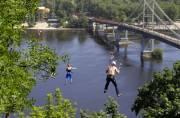 Киев ищет инвестора для строительства канатной дороги от Арки Дружбы народов до Труханова острова